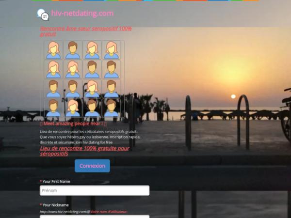 site de rencontre vih gratuit